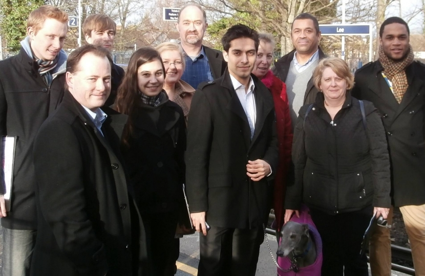 Conservative Campaigners in Lee Green